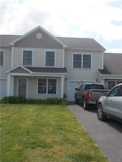 Jefferson County, Lewis County Condo/Townhouse A-Active: 209 Edmund St Extension
