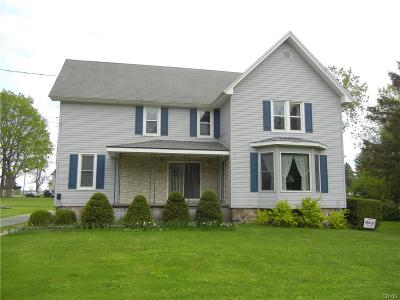 Croghan NY Single Family Home Sold: $92,000