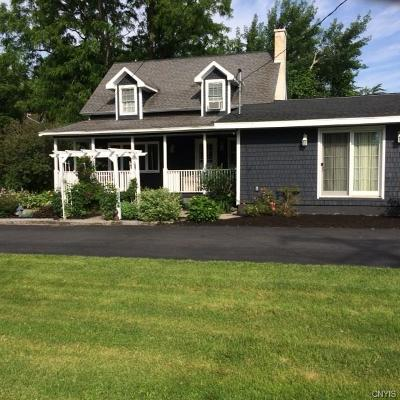 Theresa NY Single Family Home A-Active: $210,000