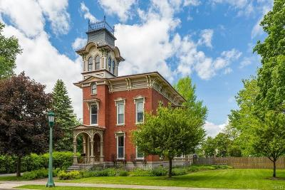 Watertown-city Single Family Home For Sale: 154 Ten Eyck Street