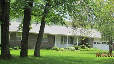 Oneida County Single Family Home A-Active: 1524 Oyster Cove Road