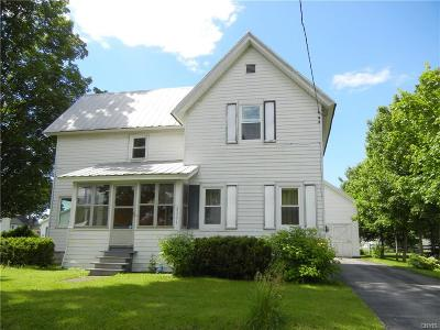 Lowville NY Single Family Home Sold: $70,000