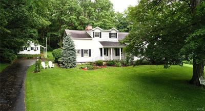 Spafford NY Single Family Home A-Active: $349,900