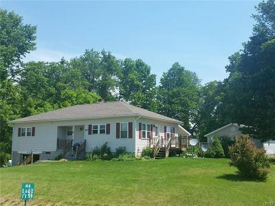 Single Family Home A-Active: 4575 Ny Rt 49