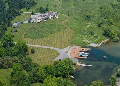 Cape Vincent Single Family Home A-Active: 181 Tibbets Point Road Extension