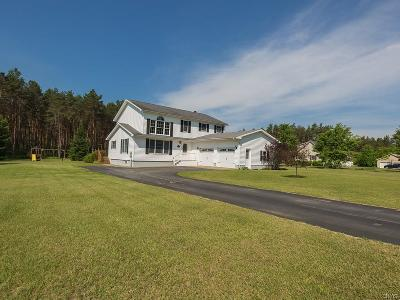 Lowville NY Single Family Home Sold: $249,900