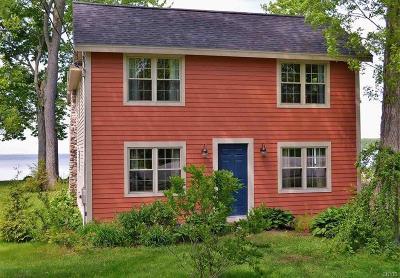 Oneida County Single Family Home A-Active: 7365 Lake Shore Drive