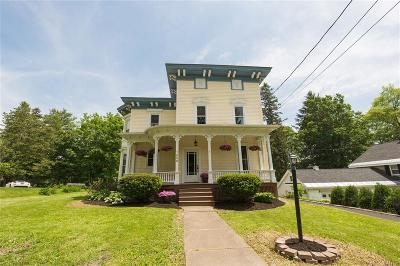 Lowville NY Single Family Home Sold: $215,000