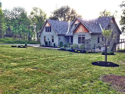 Jefferson County, Lewis County Single Family Home A-Active: 15297 Snowshoe Road