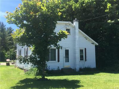 Single Family Home A-Active: 33790 State Route 3