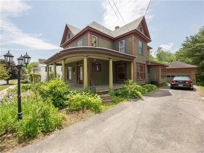 Single Family Home A-Active: 214 South James Street