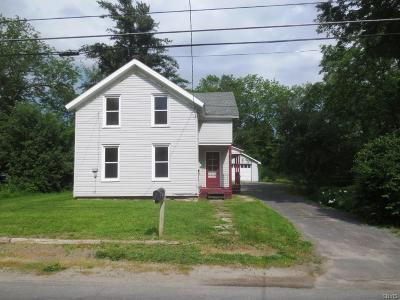 Rutland NY Single Family Home C-Continue Show: $134,900