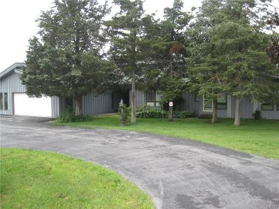 Jefferson County, Lewis County Single Family Home A-Active: 10385 State Route 3
