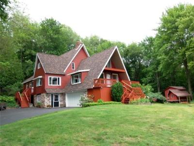 Oneida County Single Family Home A-Active: 8517 Yager Road