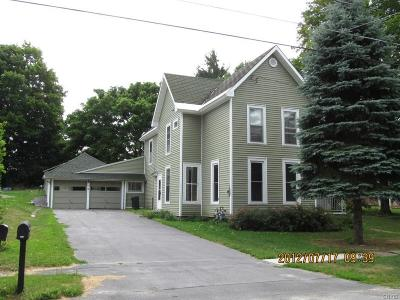 Rutland NY Single Family Home A-Active: $182,000