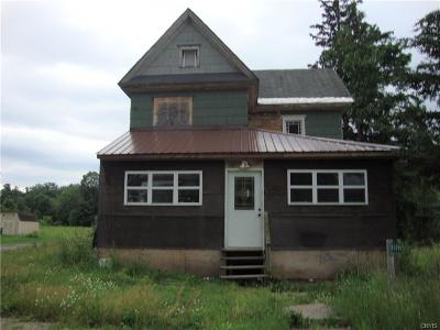 Rutland NY Single Family Home A-Active: $34,900
