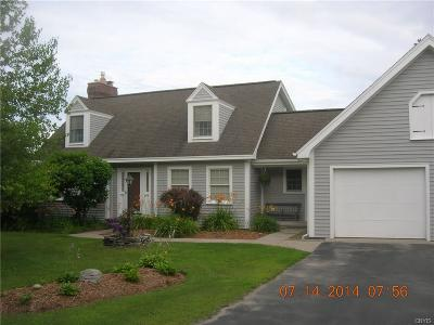 Jefferson County, Lewis County Single Family Home A-Active: 23764 Swan Road