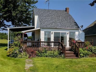 Cape Vincent Single Family Home A-Active: 2232 Humphrey Road