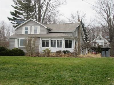 Constantia NY Single Family Home A-Active: $249,900