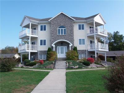 St Lawrence County Condo/Townhouse A-Active: 16 Dockside Drive