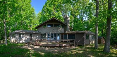 Jefferson County, Lewis County Single Family Home For Sale: 15700 Maple Island