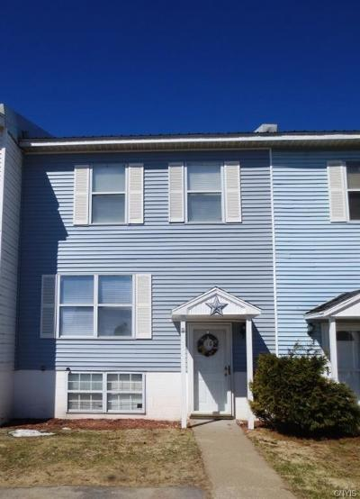 Wilna NY Condo/Townhouse A-Active: $94,900