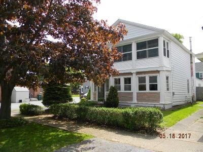 Oswego-City NY Single Family Home C-Continue Show: $68,900