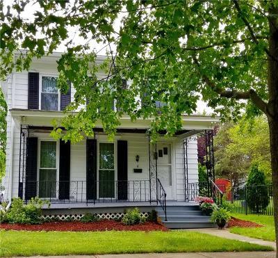 Seneca Falls Single Family Home A-Active: 4 Garden Street