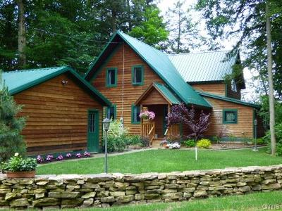 Single Family Home Under Contract: 6296 Craine Lake Road
