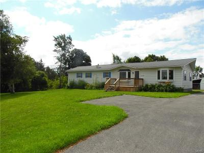 Single Family Home Sold: 27770 County Route 16