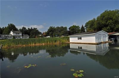 Cape Vincent Single Family Home A-Active: 7198 Beadles Point Road