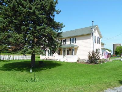 Pamelia NY Single Family Home Sold: $150,000