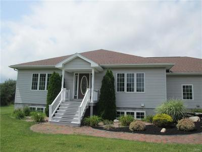 Jefferson County, Lewis County Single Family Home A-Active: 25411 Miller Road