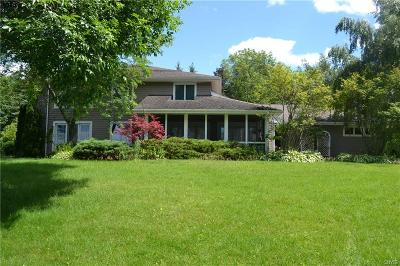 St Lawrence County Single Family Home A-Active: 7858 State Highway 68