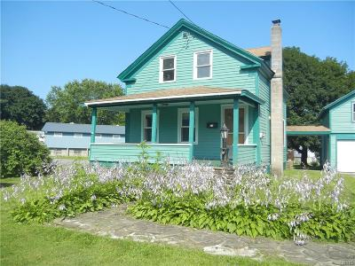 Boonville NY Single Family Home A-Active: $62,000