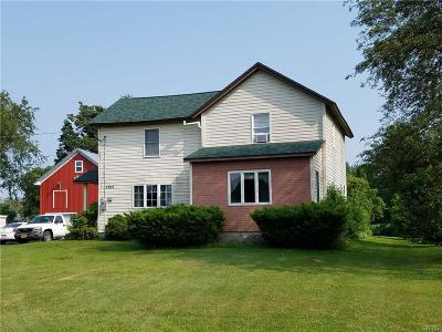 Single Family Home P-Pending Sale: 6814 Verona Mills Road