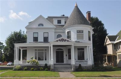 Watertown-city Single Family Home A-Active: 131 Mullin Street