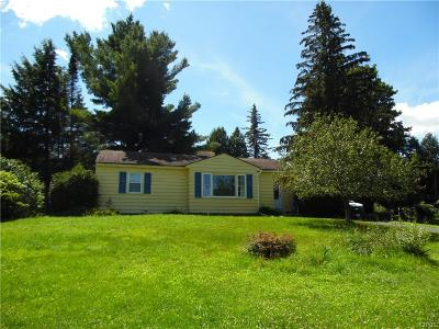 Wilna NY Single Family Home Sold: $93,000