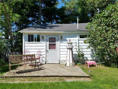 Hounsfield NY Single Family Home Sold: $46,000