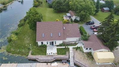 Jefferson County, Lewis County Single Family Home A-Active: 170 Dulles Lane