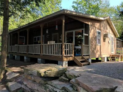 Single Family Home A-Active: 39 Grass Lake Camp Rd/Prvt