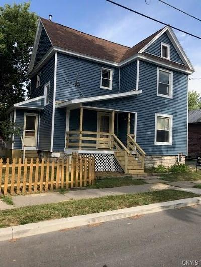 Watertown-city Single Family Home A-Active: 410 Dimmick Street