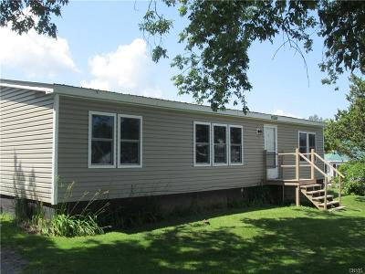 Alexandria NY Single Family Home A-Active: $97,900