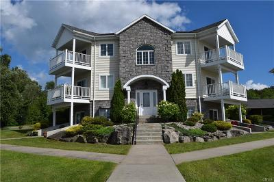 St Lawrence County Condo/Townhouse A-Active: 36 Dockside Drive #36