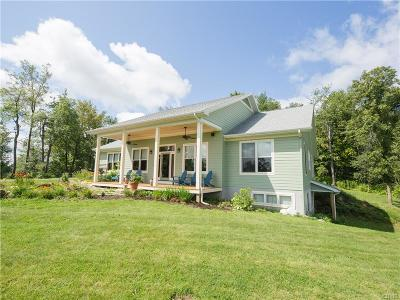 Jefferson County, Lewis County Single Family Home A-Active: 30671 County Route 194