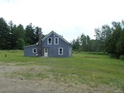 St Lawrence County Single Family Home A-Active: 6 Cold Springs Road