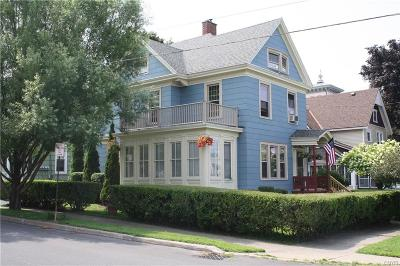 Oswego-City NY Single Family Home A-Active: $118,000