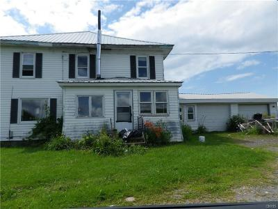 Single Family Home A-Active: 30201 Nys Route 126 Highway