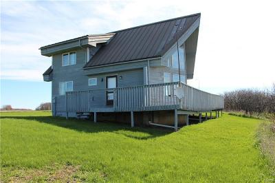 Cape Vincent Single Family Home A-Active: 3320 Carleton Island Road 1 #2 B,C,D