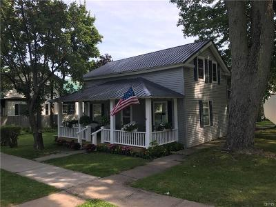 Cape Vincent NY Single Family Home A-Active: $129,000